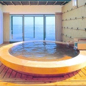 創業200年!静岡県・熱海伊豆山温泉の宿「うみのホテル中田屋」の魅力