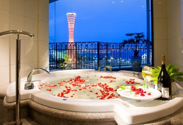 ラグジュアリーステイにおすすめの宿②ホテル ラ・スイート神戸ハーバーランド