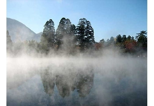 湯布院に来たら外せない!まずは「金鱗湖」を観光
