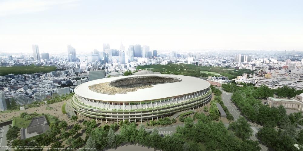 【東京連載】オリンピック目前!「新国立競技場」周辺の最旬スポット