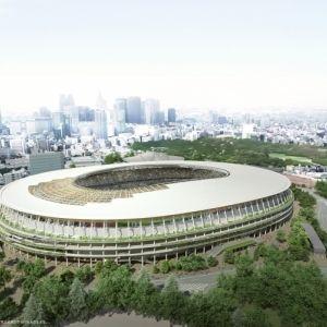 【東京連載】オリンピック目前!「新国立競技場」周辺の最旬スポットその0