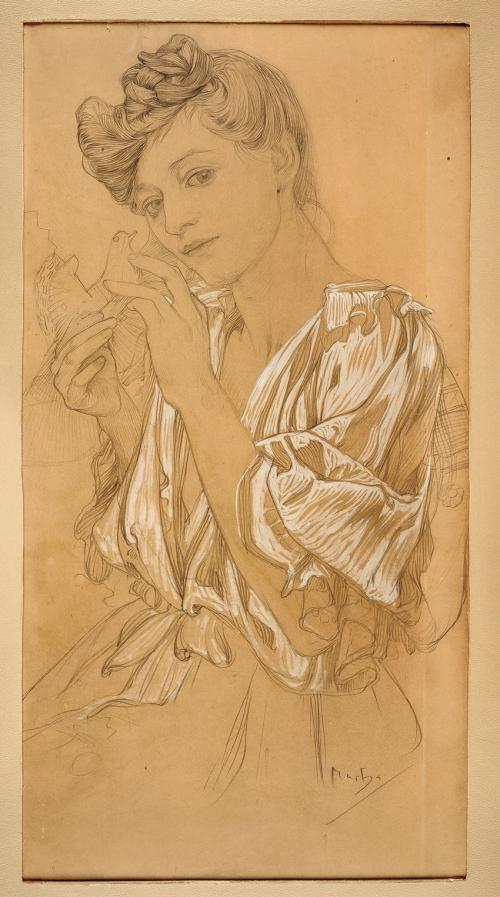 ミュシャの作品が名古屋へやってくる!12月23日より松坂屋美術館で開催その2