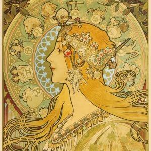 ミュシャの作品が名古屋へやってくる!12月23日より松坂屋美術館で開催
