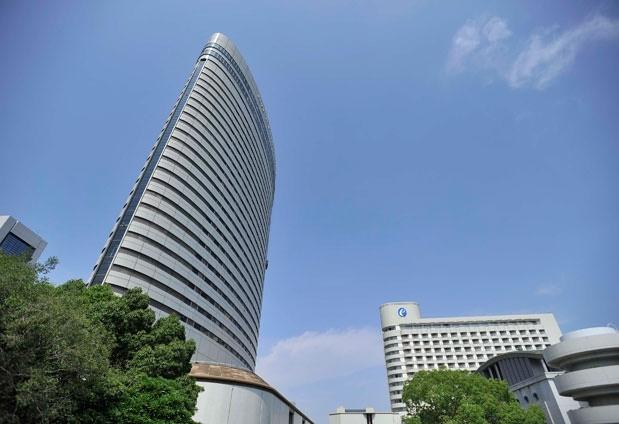 絶景が自慢の「神戸ポートピアホテル」が会場