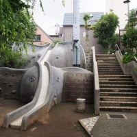 公園遊具マニアあさみん厳選!東京でわざわざ行きたい遊具6【vol.1】