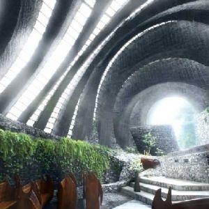 神聖な空気に圧倒される体験を。軽井沢にある「石の教会」は行かなきゃ損!