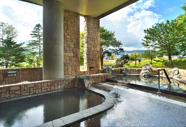 北海道でおすすめの泉質自慢の宿②美白の湯宿 大江本家