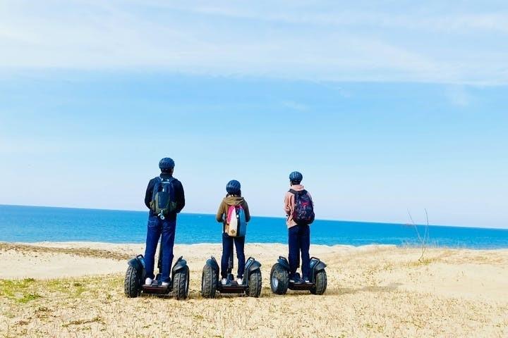 鳥取砂丘の新たな楽しみ方