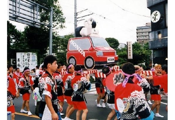 川越百万灯夏まつり<埼玉>7/28・7/29(予定)