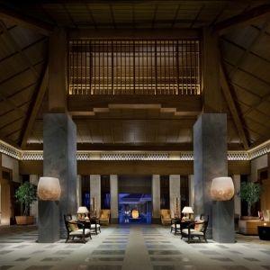 美しい「ナゴブルー」に包まれながら優雅なホテルステイを