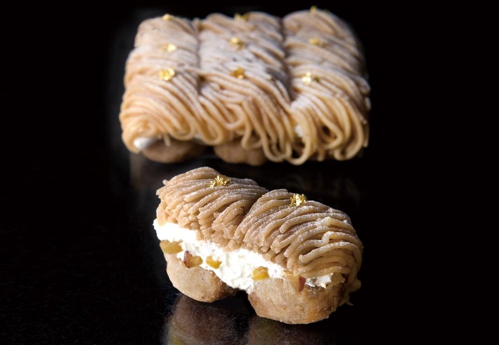 和菓子屋のモンブラン