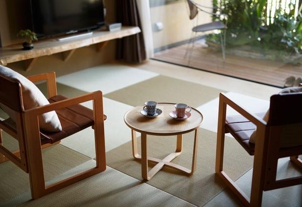 金沢のおすすめ観光ルート④「薪の音 金澤」に宿泊