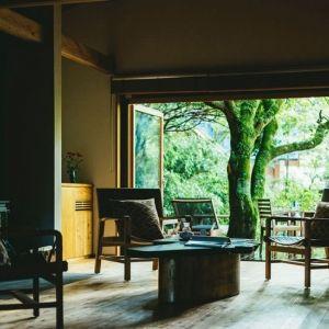 自然に合わせた個性豊かな11棟のヴィラが魅力。「ネストイン箱根 ヴィラスイート」へその0