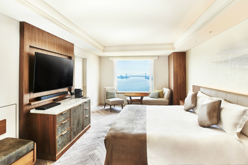 贅沢ルームでラグジュアリー体験!「ホテル インターコンチネンタル 東京ベイ」