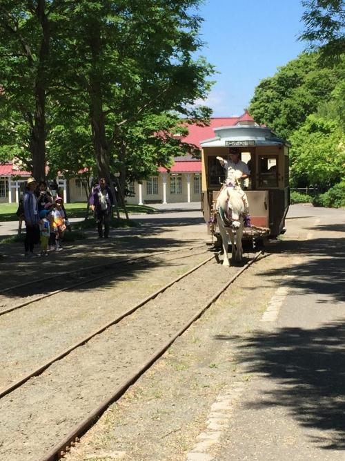 「北海道開拓の村」を観光