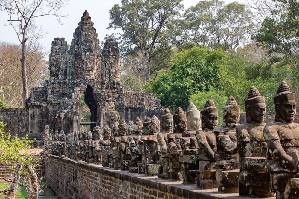 ビザが必要な国③ カンボジア