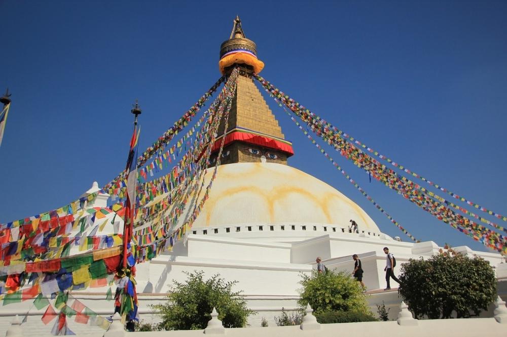 ビザが必要な国④ ネパール