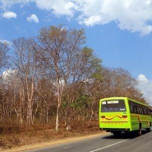 楽しいバス旅へ出かけよう!車内で快適に過ごす4つのコツ