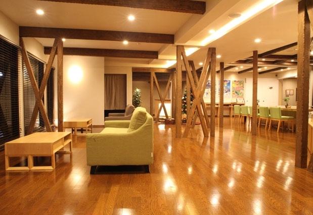 「白樺湖畔の宿 君待荘」の魅力④高原のホテル