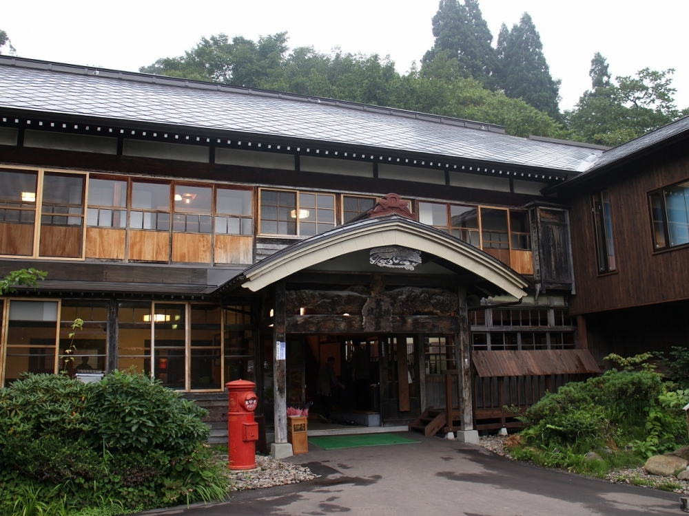 足下湧出泉のお風呂に感激! 木造建築も美しい秘湯「蔦温泉旅館」(青森)