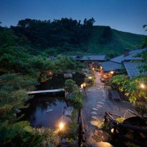 暑さを忘れる旅へ。黒川温泉「源流の宿 帆山亭」で熊本の自然に癒されてその0