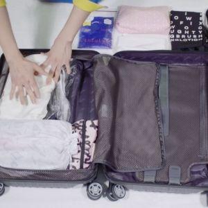 <動画で紹介!>バニラエアのFA・坂口杏樹さんに教わるパッキング!【連載】CASE.4