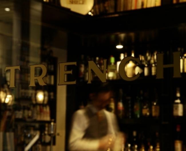 本日限り「一夜限定スペシャルゲストバーテンダーナイト with Bar TRENCH」