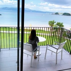 ホテル暮らしOLに聞く! リゾート地・沖縄でワーケーションにおすすめの宿3選その0