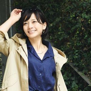 GUの新作スプリングコート。春旅コーデ着回しレシピ vol.1