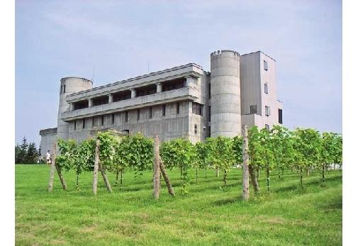①北海道 ワイン城