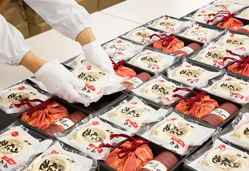 ④石丸製麺