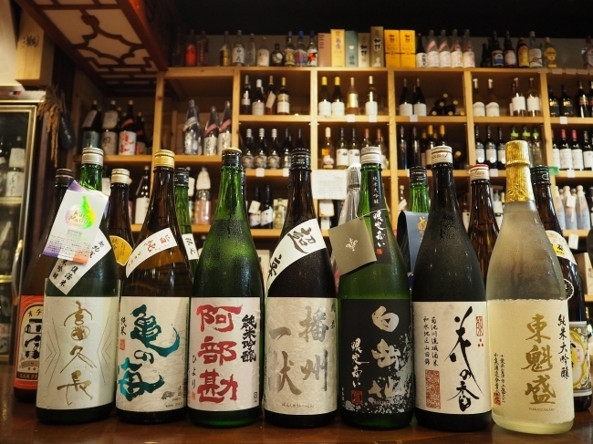 鍋と日本酒で身体の芯から温まる!