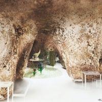 """世界的建築家が手掛ける""""洞窟レストラン""""の予約がついに今春スタート!"""