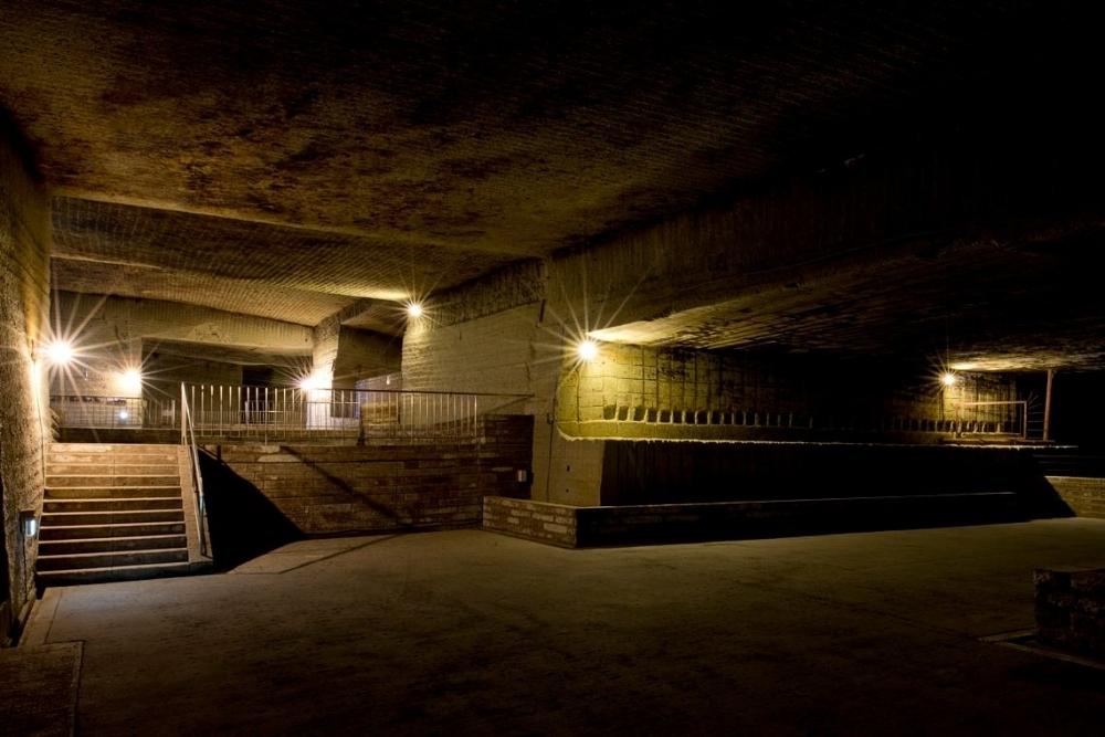注目産業遺産③アドベンチャー映画のような地下の巨大迷路「大谷資料館」(栃木)