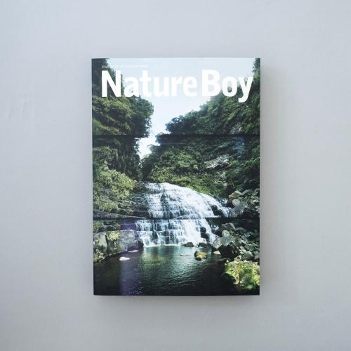 ④NatureBoy(ネイチャーボーイ)創刊1号 特集:西表島 2,640円(税込)