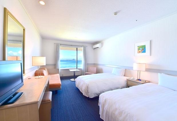 カップルにおすすめの宿④センチュリオンホテル・沖縄美ら海