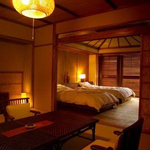 《ハート型の島へ女子旅♡》アジアンな温泉宿「はいふう」の魅力とは