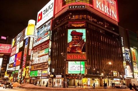 札幌・すすきのは女子ひとり飲みに最適な人気スポット