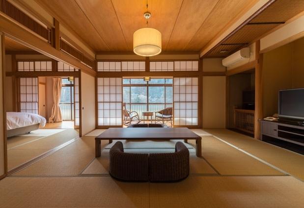 新潟県にある客室20室以下のおすすめの宿③ 鷹の巣館