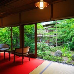 ずっと泊まっていたくなる。非日常感を味わえる新潟県の宿4選その0