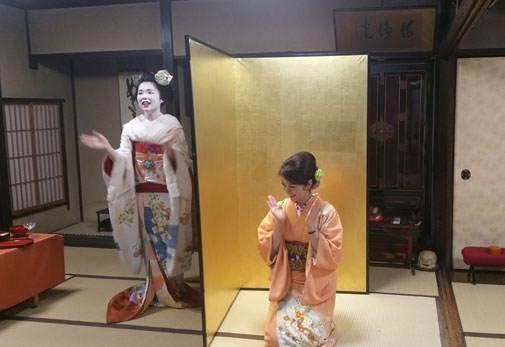 京都ならではの体験ができるスポット②:西陣くらしの美術館 冨田屋