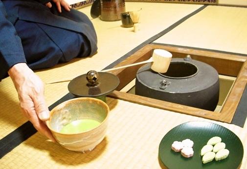 京都ならではの体験ができるスポット③:小澤清風園