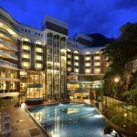 【台湾情報】山あいに建つ宮殿風ホテル。その正体は、マイナスイオンが溢れるとびきりロハスな癒し空間