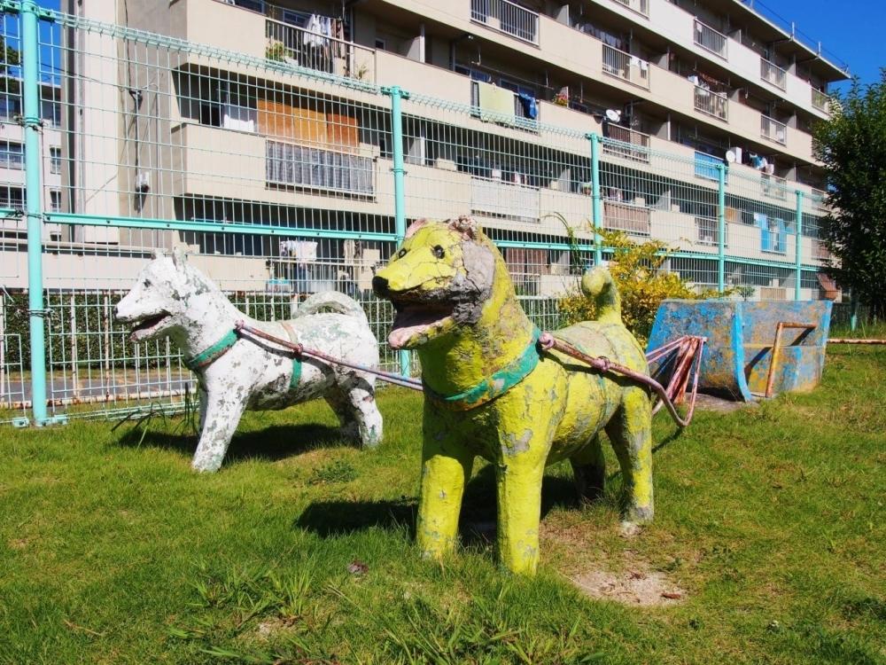 大阪には王道・滑り台以外の公園遊具もわざわざ行きたいものばかり! 公園遊具マニアあさみん厳選遊具【vol.4】
