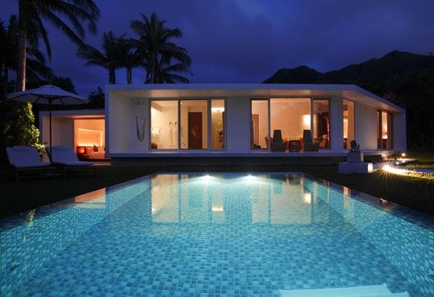 「JUSANDI」で叶える理想の石垣島旅行①素敵なプール付きのヴィラに宿泊できる