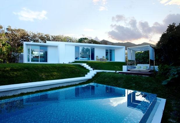 「JUSANDI」で叶える理想の石垣島旅行②プライベートプールでくつろぐ!