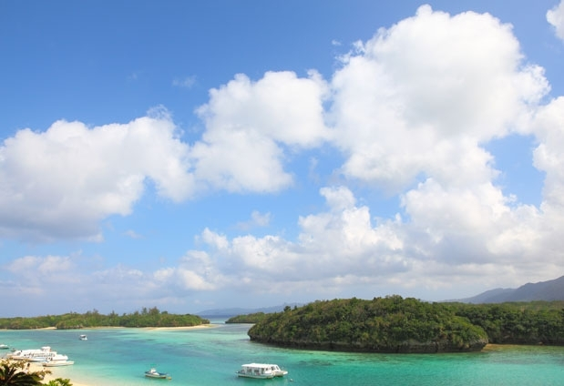 「JUSANDI」で叶える理想の石垣島旅行④シュノーケリングと離島めぐり