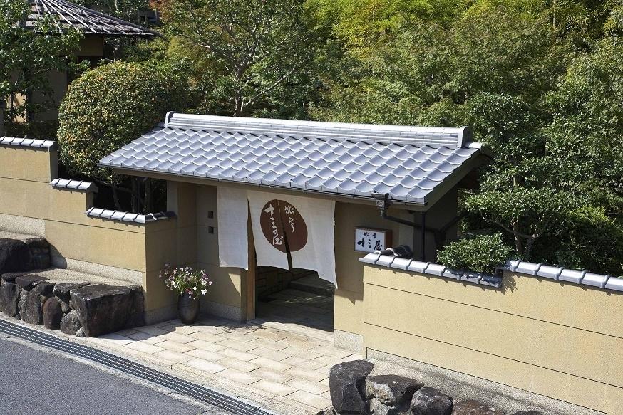 大阪府の和食店「奈良十三屋」を生んだ、奈良県の「旅亭 十三屋」とは