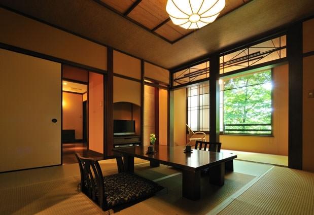 那須高原の宿 山水閣(栃木県)