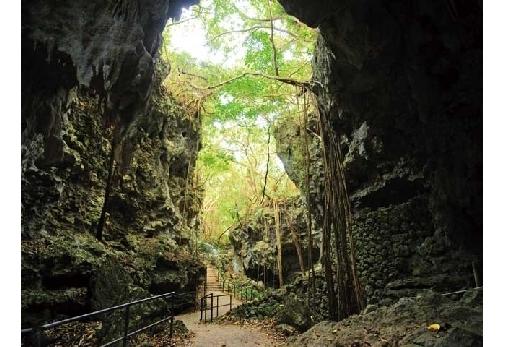 沖縄本島、パワースポット巡りの旅①ガンガラーの谷